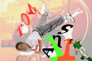 breakdance tom