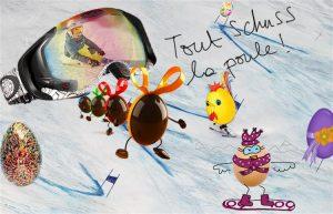 paques au ski
